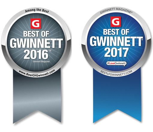Gwinnet Banners 2016 and 2017