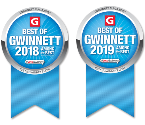 Gwinnet Banners 2018 and 2019
